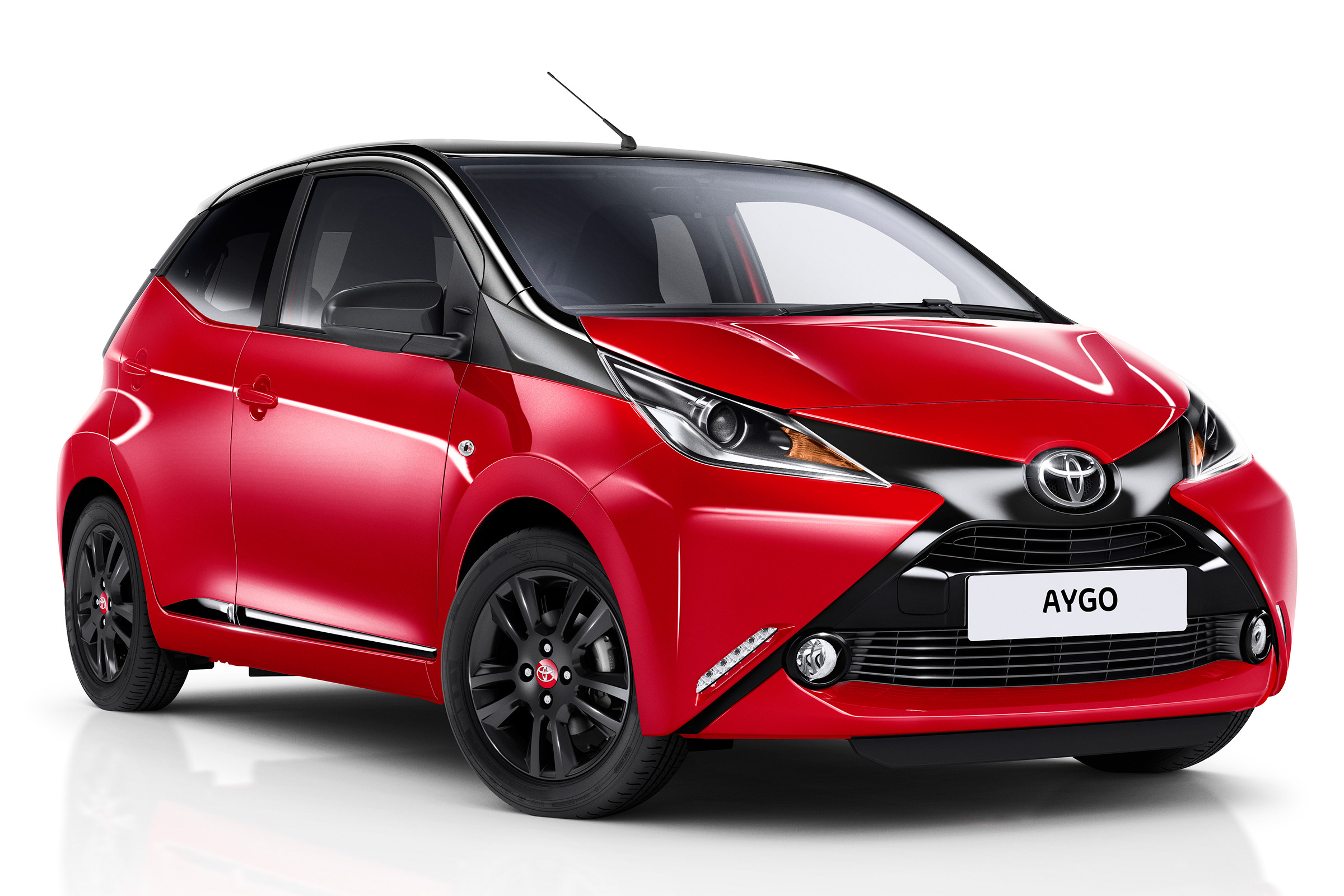 Rent a Toyota Aygo in Lefkada