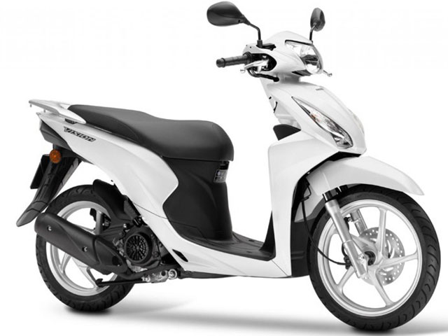 Rent a Honda Vision 50 in Lefkada