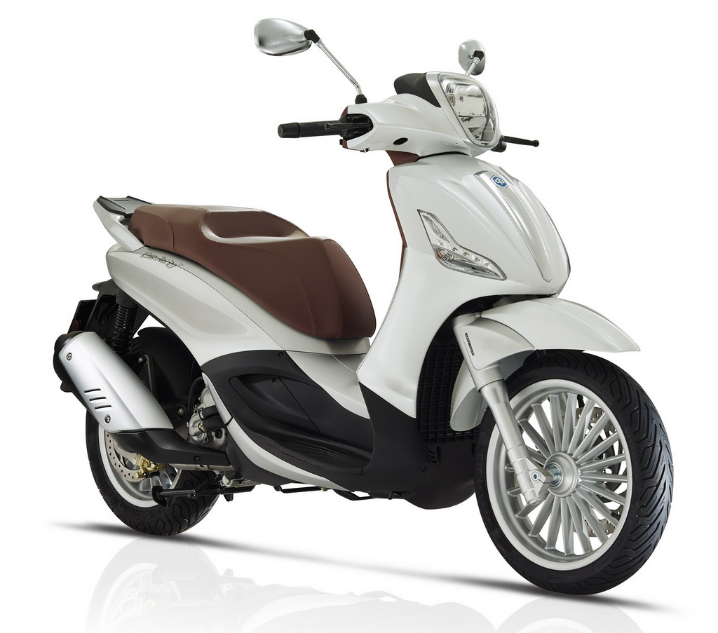 Rent a Piaggio Beverly 300 ABS in Lefkada