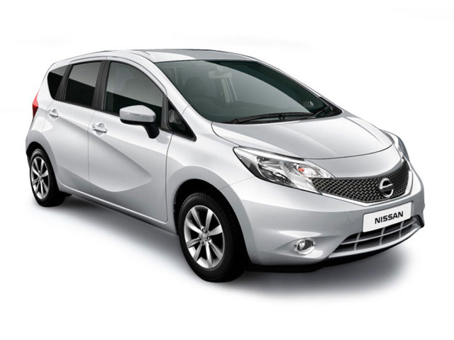 Rent a Nissan Note in Lefkada