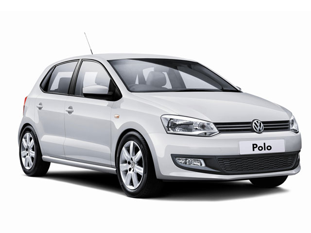 Rent a Volkswagen Polo Automatic in Lefkada