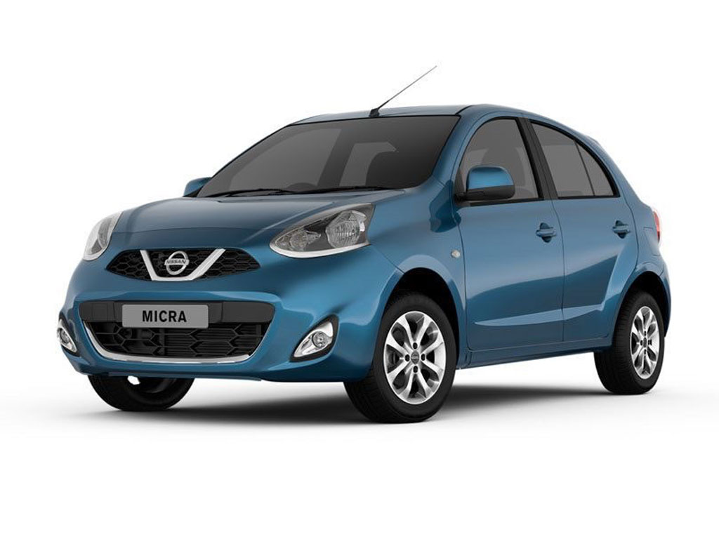 Rent a Nissan Micra in Lefkada