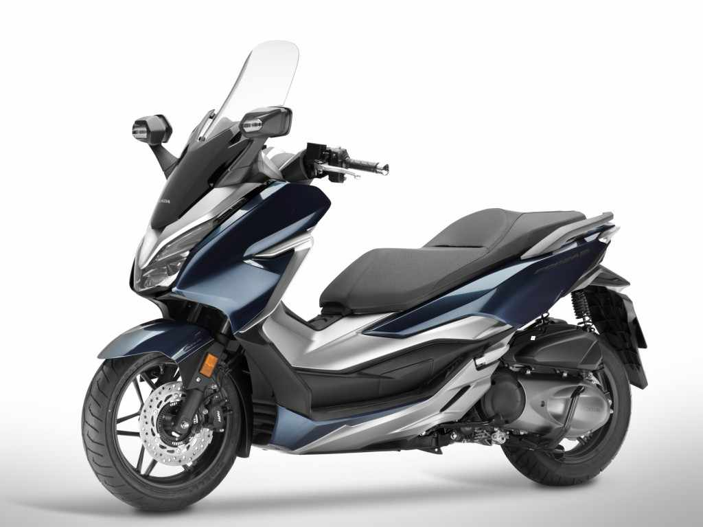Rent a Honda Forza 300 ABS in Lefkada